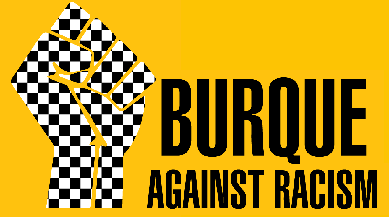 Burque Against Racism